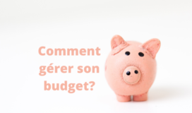 comment gérer son budget