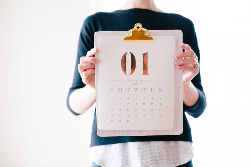 calendrier tire-allaitement